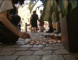 Premier herdenkt aanslag Joods Museum