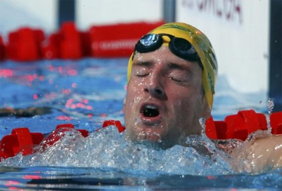 Wereldkampioen 100 meter vrije slag geeft forfait op WK zwemmen