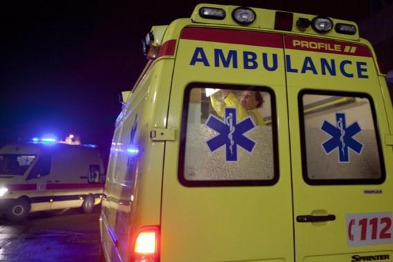 Twee ambulanciers onder invloed van alcohol