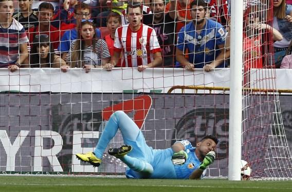 Valencia-doelman Diego Alves loopt zware knieblessure op