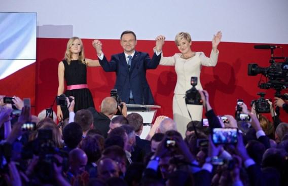 Poolse president Komorowski niet herkozen