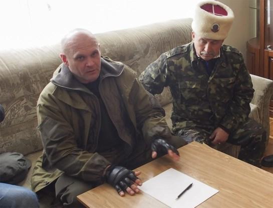 Bevelhebber van Russische separatisten in Oost-Oekraïne gedood