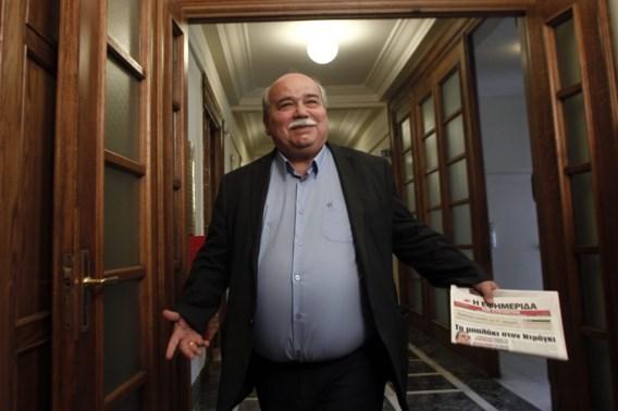 'Bodem Griekse schatkist in zicht'