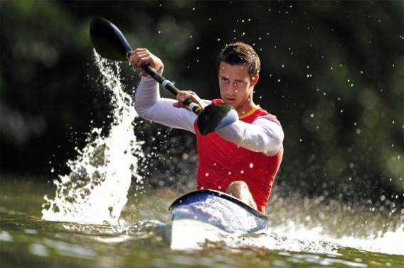 Maxime Richard wordt derde in B-finale K1 200 meter WB kajak in Duisburg