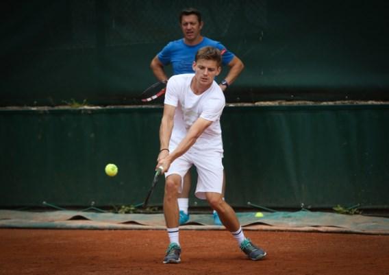 David Goffin behoudt achttiende plaats op ATP-ranking