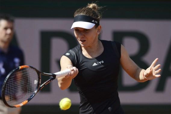 Runner-up van 2014 bereikt tweede ronde Roland Garros