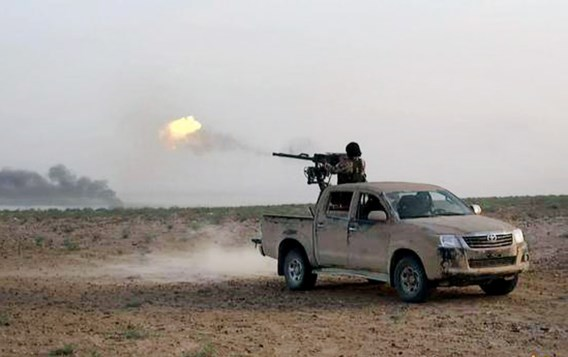 IS executeerde 217 mensen in nieuw veroverd gebied