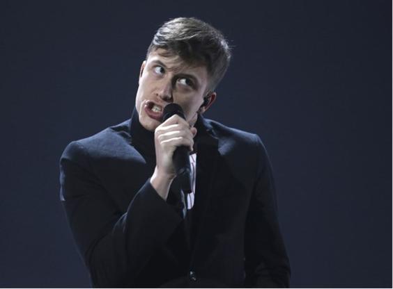 Loïc Nottet bestormt Europese hitlijsten