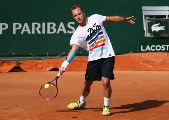 Drie Belgen komen dinsdag in actie op Roland Garros