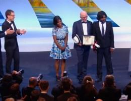 Vluchtelingendrama wint de Gouden Palm