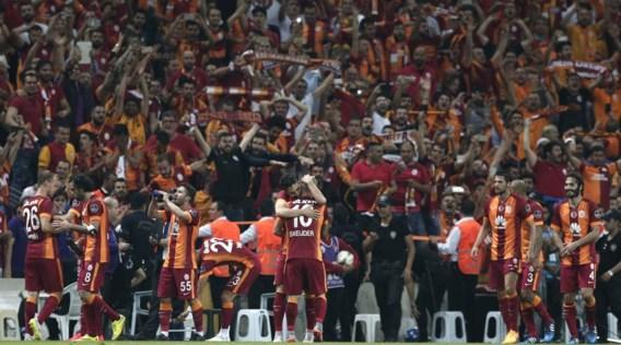Galatasaray kroont zich alweer tot Turks landskampioen
