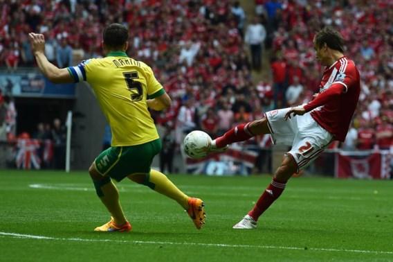Vadis Odjidja promoveert naar Premier League ten koste van Jelle Vossen