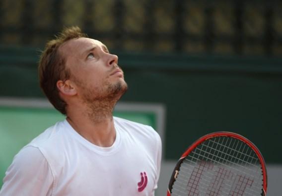 Steve Darcis: 'Tennis kon je het niet noemen'