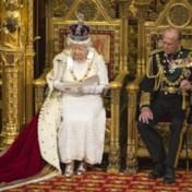 Queen stelt Brits beleid voor