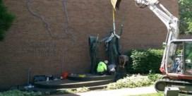 Amerikaanse universiteit haalt standbeeld van Belgische pater weg