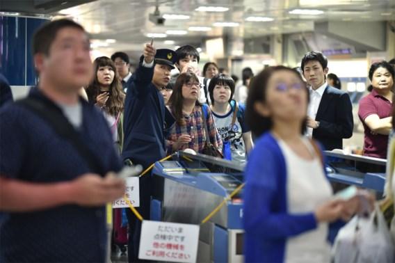 Nieuwe aardbeving in Japan, geen tsunamialarm