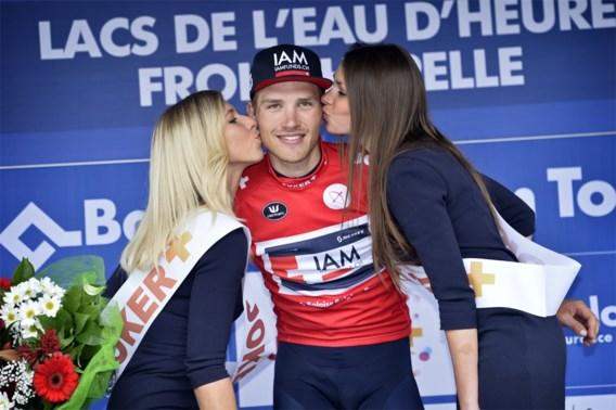 Leider Brändle geeft verrassend op in laatste rit Ronde van België