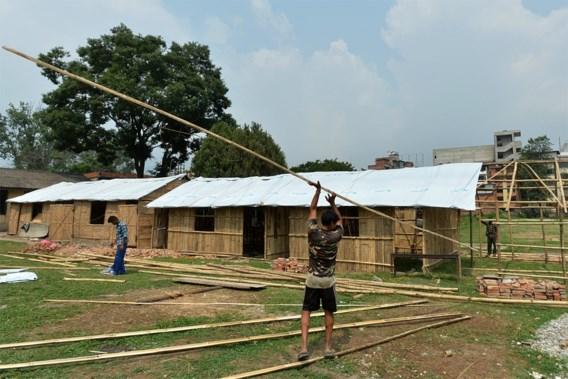 Scholen gaan weer open in Nepal