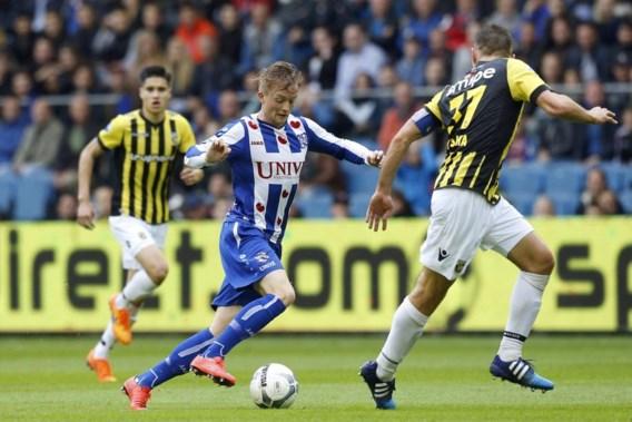 Vitesse pakt ticket Europa League na ruime zege tegen Heerenveen