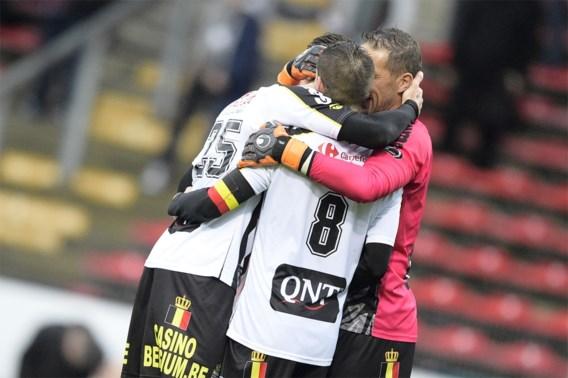 Charleroi pakt laatste Europees ticket na winst tegen KV Mechelen