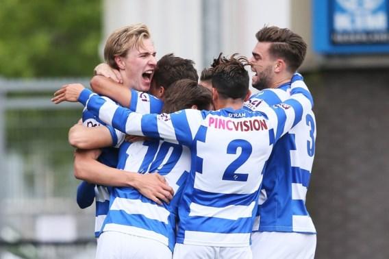 De Graafschap promoveert na drie seizoenen weer naar Eredivisie