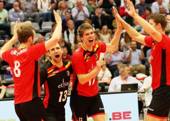Red Dragons zorgen voor vier op een rij tegen Finland