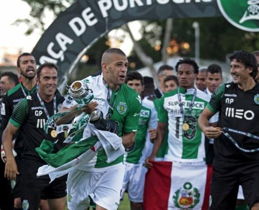 Sporting Lissabon wint Portugese beker