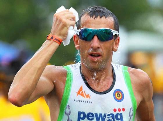 Vanhoenacker wint Iron Man in Brazilië met nieuw record