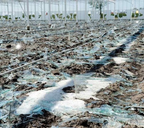 Slachtoffers Pinksterstorm kunnen dossier indienen bij Rampenfonds