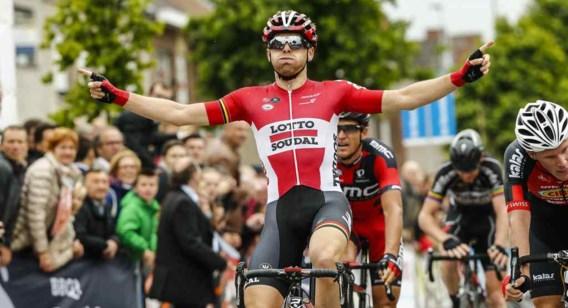 Kris Boeckmans sprint naar zege in 71ste Gullegem Koerse