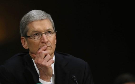 Apple-baas haalt uit naar Google en Facebook