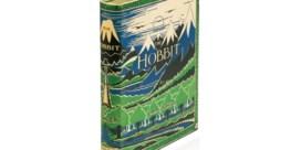 Recordprijs voor eerste druk 'The Hobbit'
