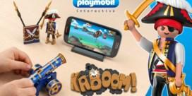 Playmobil Pirates: Schieten met losse flodders