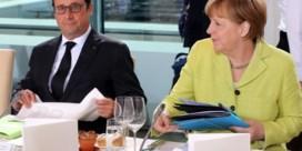 Merkel en Hollande telefoneren met Tsipras over Griekse kwestie