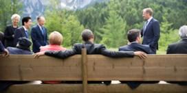 G7 wil temperatuursstijging aarde tot twee graden beperken
