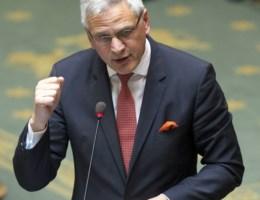 Peeters: 'Alle coalitiepartners hebben samenstelling regering goedgekeurd'