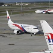 Vliegtuig Malaysia Airlines moet noodlanding maken met brandende motor