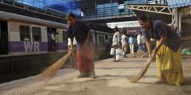 Spuwen wordt strafbaar in Mumbai