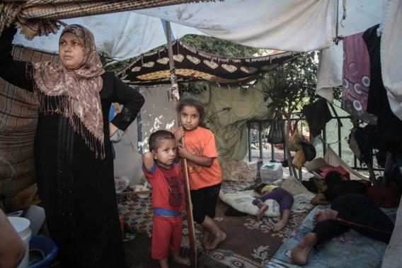 Laatste VN-opvangcentrum Gaza sluit ondanks massa daklozen