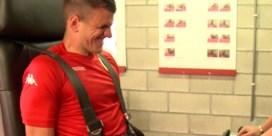 Santini voor vier jaar naar Standard: 'Verschil is dat deze club voor de titel speelt'