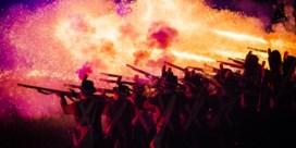 Elfduizend bezoekers bewonderen lichtspektakel Slag bij Waterloo
