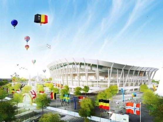 Anderlecht speelt vanaf 2019 in nieuw stadion