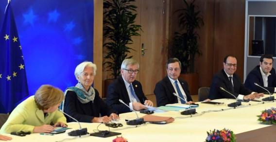 Juncker: 'We kunnen geen verlengingen spelen'