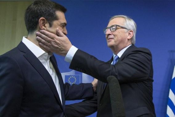 Commissievoorzitter Jean-Claude Juncker maakt zich sterk dat er deze week een akkoord komt met premier Alexis Tsipras.
