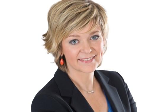 Indra Dewitte medehoofdredacteur Het Belang van Limburg