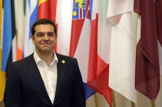 'Topoverleg in Brussel voor aanvang eurogroep'