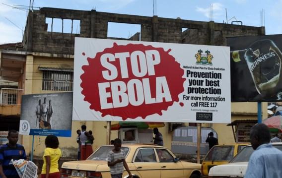 Nieuwe gevallen van ebola in hoofdstad Sierra Leone