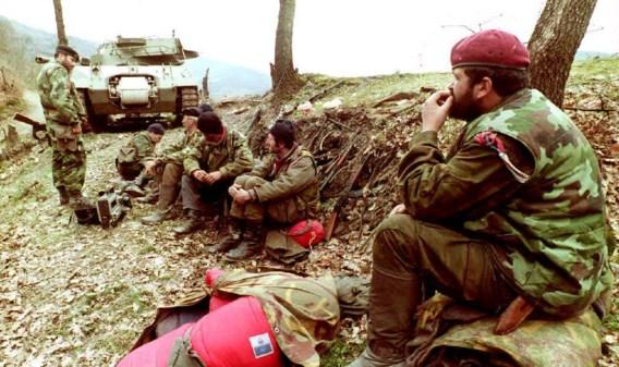 Er zouden tot 35.000 vrouwen verkracht zijn tijdens de Bosnische oorlog.