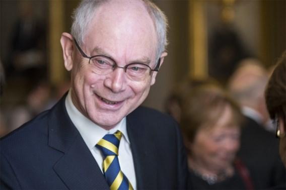 Herman Van Rompuy wordt voorzitter het European Policy Centre