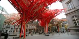 Heropbouw van kunstwerk Arne Quinze uitgesteld
